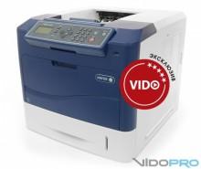Обзор принтера Xerox Phaser 4620DN: молниеносная печать