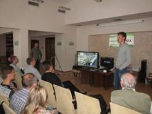 КОМПУТЕРРА провела в Кременчуге семинар «Системы видеонаблюдения Balter»