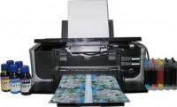 Использование систем непрерывной печати (СНПЧ) для струйных принтеров